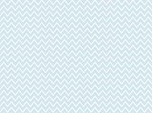 Wihite сини картины зигзага Стоковые Изображения