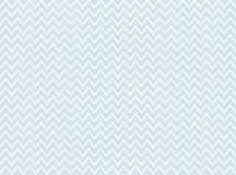 Wihite del blu del modello di zigzag Immagini Stock