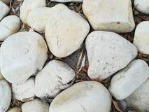 Wihte skały zdjęcie stock