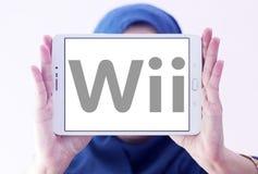 Wii logo Obrazy Royalty Free