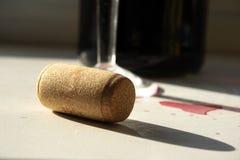 Wiine cork Royalty Free Stock Photography