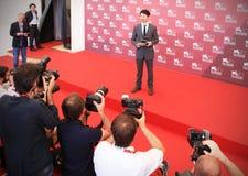 Wiining no 70th festival de cinema de Veneza Imagem de Stock
