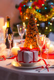 Wij wensen u Vrolijke Kerstmis Stock Fotografie