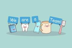 Wij zijn een team vector illustratie