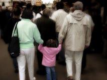 Wij zijn Familie Stock Foto's