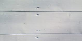 Wijd witte houten raad royalty-vrije illustratie