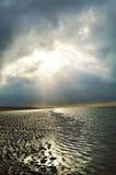 Wijk aan Zee, Holland Lizenzfreie Stockfotografie