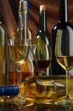 Wijn Royalty-vrije Stock Foto's
