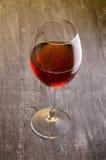 Wijn De glazen van de wijn Rode wijn Royalty-vrije Stock Foto's