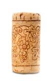 Wijncork stock afbeeldingen
