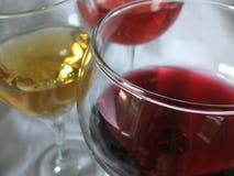 Wijnen abstract2 stock fotografie