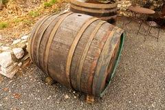 Wijngaarden in troja Stock Fotografie