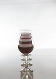 Wijngevolgen Royalty-vrije Stock Fotografie