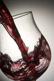 Wijnglas 03 Royalty-vrije Stock Foto's