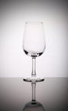 Wijnglas stock illustratie