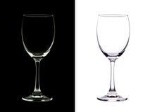 Wijnglas Royalty-vrije Stock Afbeeldingen