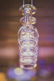 Wijnglas Stock Foto's