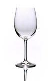 Wijnglas Royalty-vrije Stock Afbeelding