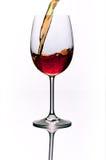 Wijnglas Royalty-vrije Stock Foto