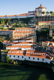Wijnkelders in Porto Royalty-vrije Stock Foto's