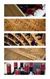 wijnmakerij Stock Foto's