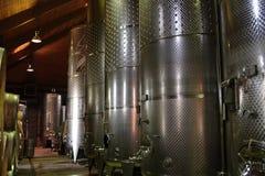 Wijnmakerij Stock Afbeelding