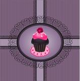 Wijnoogst 1 van Cupcake stock afbeeldingen