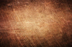 Wijnoogst gekraste oppervlakte houten textuur Royalty-vrije Stock Foto's