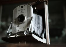 Wijnoogst 35mm Camera SLR stock foto's