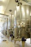 Wijnproductie Royalty-vrije Stock Afbeelding