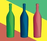 wijnstok Stock Foto
