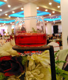 Wijnstok in een glas Royalty-vrije Stock Fotografie