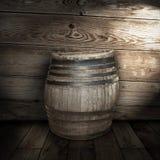Wijnvat Royalty-vrije Stock Foto