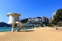 Wijs baai Hongkong af Royalty-vrije Stock Foto's
