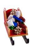 Wijze Kerstmis van de energie Stock Foto's