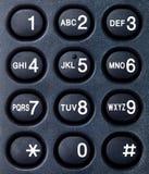 Wijzerplaat 2 van de telefoon Stock Foto's