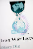 Wikileaks royalty free stock photos