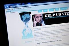 wikileaks Стоковое фото RF