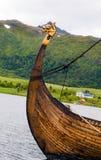 Wiking łodzi Zdjęcie Royalty Free