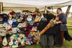 Wikinger Festiwal Lizenzfreie Stockfotos