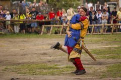 Wikinger Festiwal Stockfotos