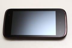 Wiko Cink delgado - teléfono móvil androide aislado imágenes de archivo libres de regalías