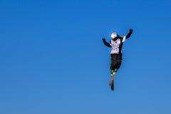 Wiktor Loevall, норвежский лыжник Стоковое Изображение