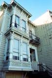 Wiktoriański dom w misja okręgu Zdjęcie Stock