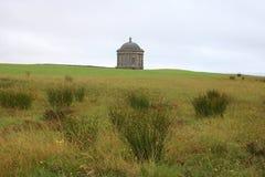 Wiktoriański kamienna głupota na górze wzgórza fotografia royalty free