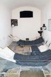 Wiktoriański (xix wiek) więzienie przy Lincoln kasztelem zdjęcie stock