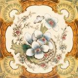 wiktoriańskie dachówkowy Obraz Royalty Free
