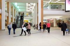 Wiktoria Centre, Nottingham Zdjęcia Stock