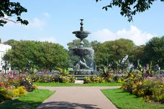 Wiktoria fontanna brighton Zdjęcia Stock