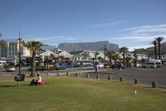 Wiktoria nabrzeże powikłany Kapsztad Południowa Afryka Zdjęcie Stock